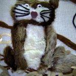 Кот учёный (фрагмент)