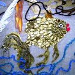 Золотая рыбка (фрагмент)