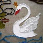 Царевна-лебедь (фрагмент)