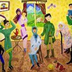 Мухудадаева Амина. 4 класс. «Национальная дагестанская игра»