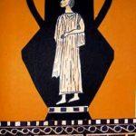 Рейнольдс Крис. 5 класс. Композиция «Древняя Греция»