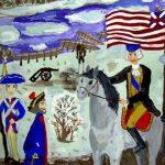 О`Берн Вильям. 2 класс. «Джорж Вашингтон в битве при Трентоне»
