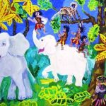 Джонг 1 кл. «Моя мечта - жить в Африке»