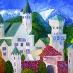Нина. «Замок Нойшванштайн»