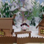 Вероника, Екатерина , 5а класс «Макет национального ландшафта Древней Руси»