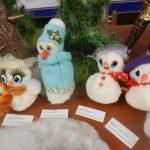 Снеговики. Мягкая игрушка. Елизавета, Анна, Олия, Александра