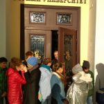 Экскурсия в Санкт-Петербургский горный университет