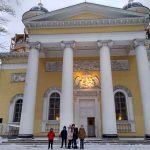 Экскурсия в Спасо-Преображенский собор
