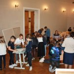 Ассамблея, посвящённая социально-ориентированному проекту «Школьная газета»