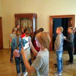 Экскурсия «Звуки музыки» в Шереметевском дворце