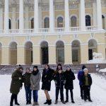 Занятие в Русском музее
