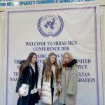 Модель Организации Объединенных Наций MISMUN-2018