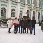 Экскурсия в Эрмитаж