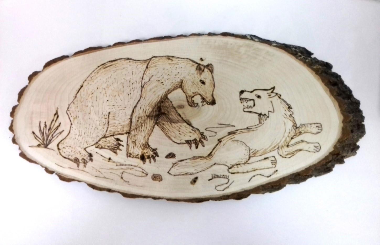 здесь особо художественная обработка по дереву картинки познакомить