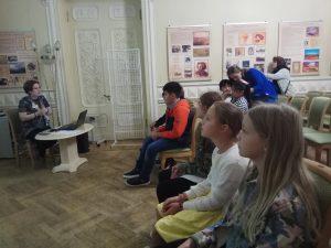 Библиотека им. М.Ю. Лермонтова
