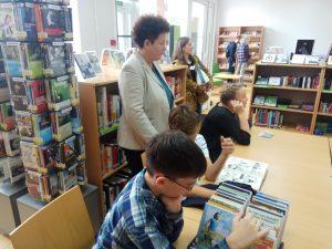 Библиотека Goethe Institut