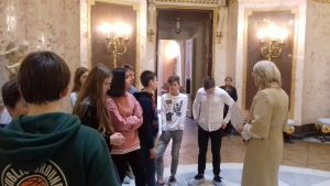 Образцы античности в Павловском дворце