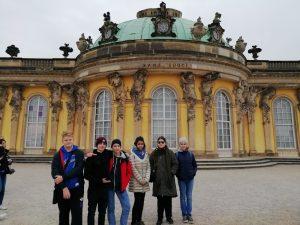 Осенние каникулы в Берлине