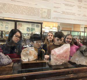 Геологоразведочный музей имени Карпинского
