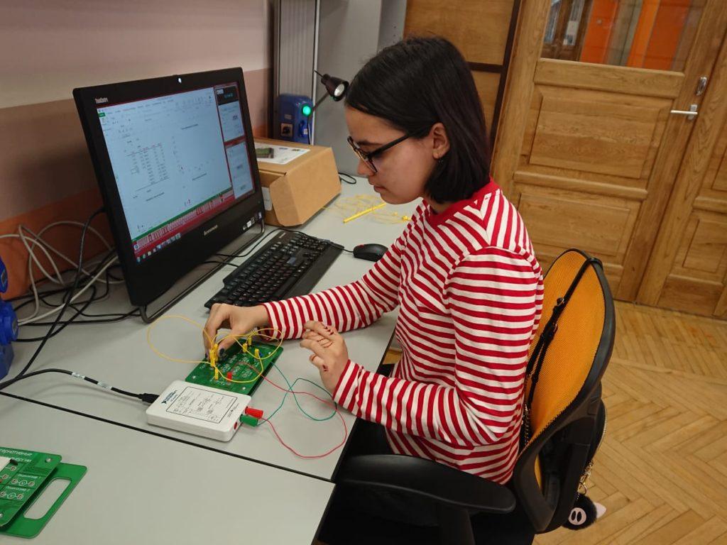 Исследование взаимной зависимости характеристик электрического тока