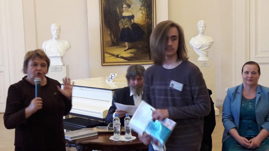 Встреча с Фёдором Филипповичем Конюховым