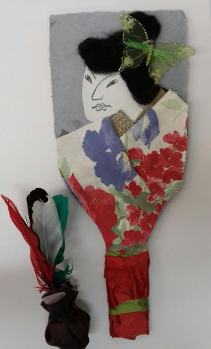 Хагоита и хане. Конструирование и декор спортивного инвентаря для японской национальной игры Ханецуки